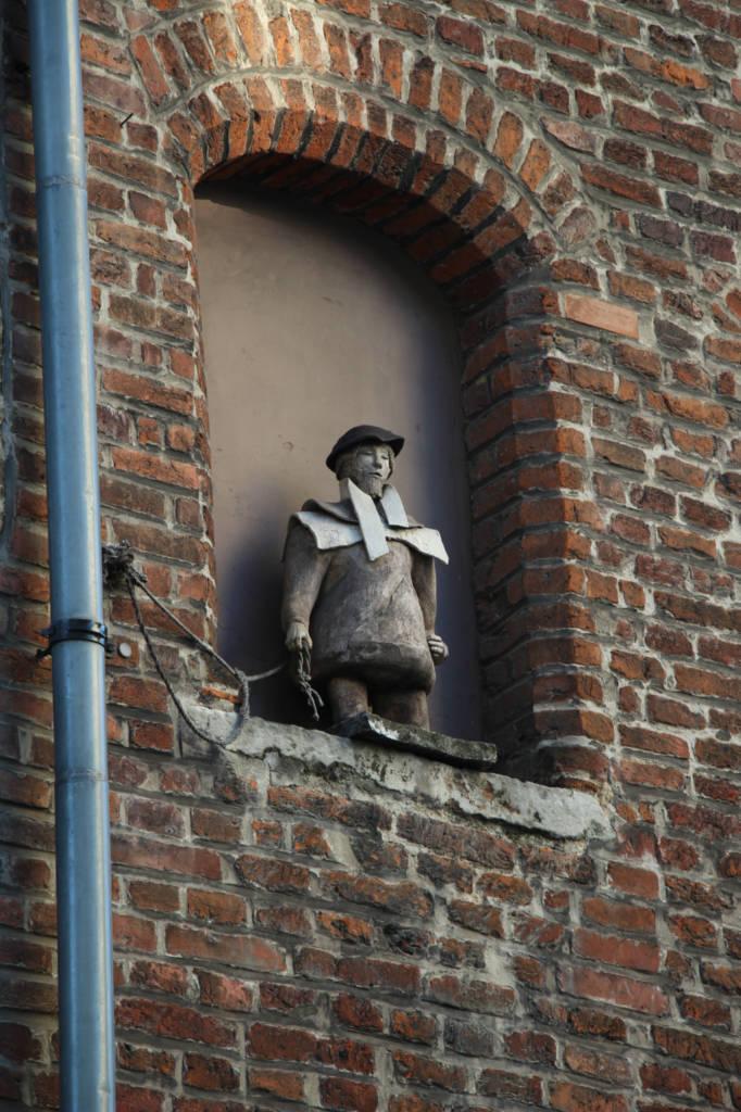 façade à Gand