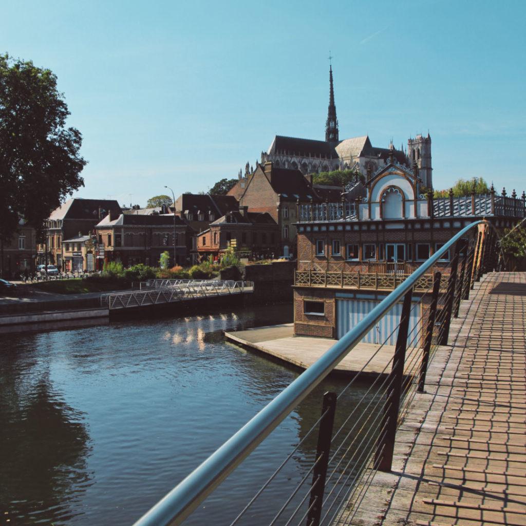 Amiens parc Saint-Pierre