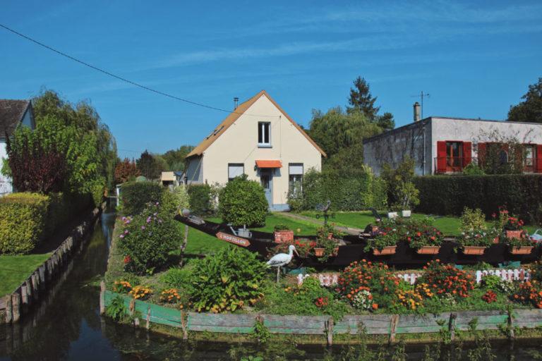 Visiter les hortillonnages Amiens