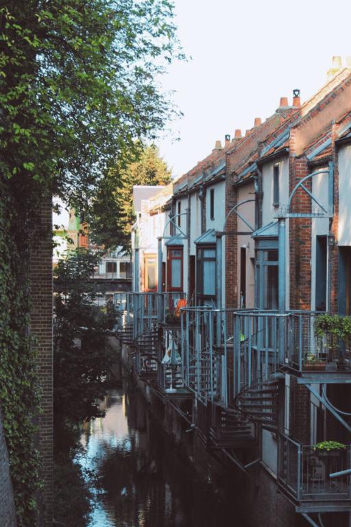 Amiens à pied