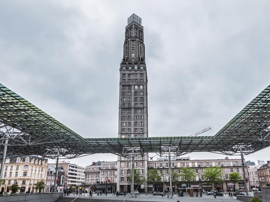 Tour Perret Amiens