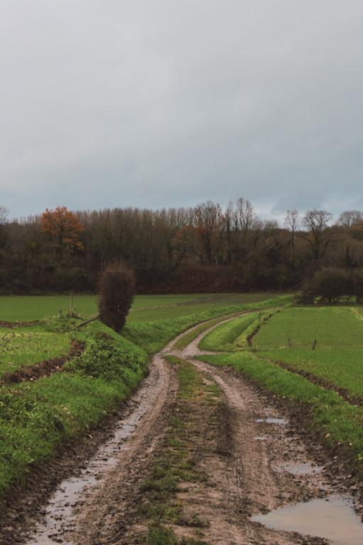 trail des hobbits la Comté
