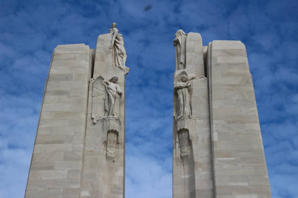vimy mémorial canadien