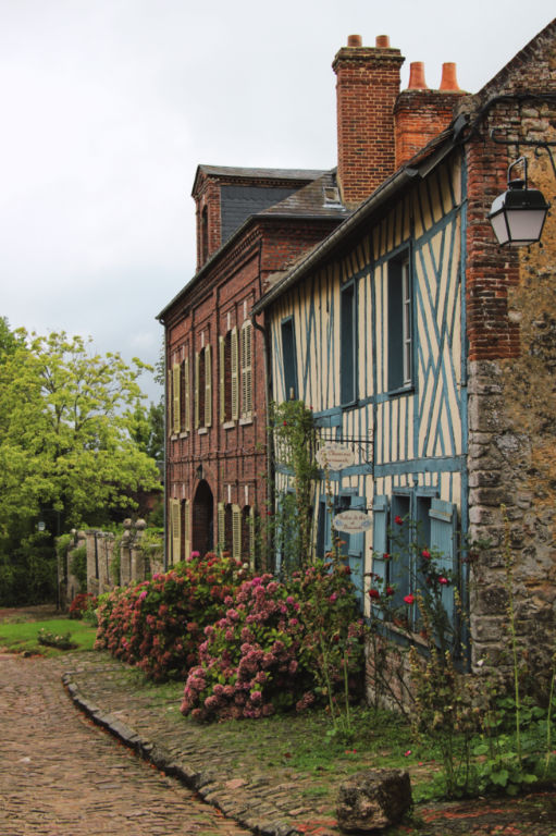 Gerberoy plus beau village de France