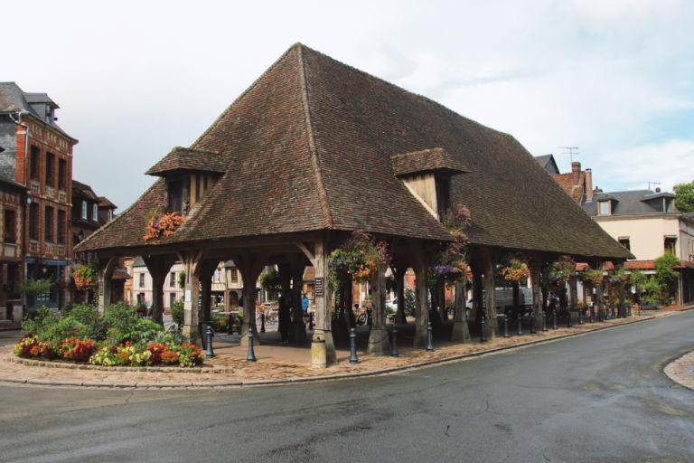 Halles de Lyons-la-foret