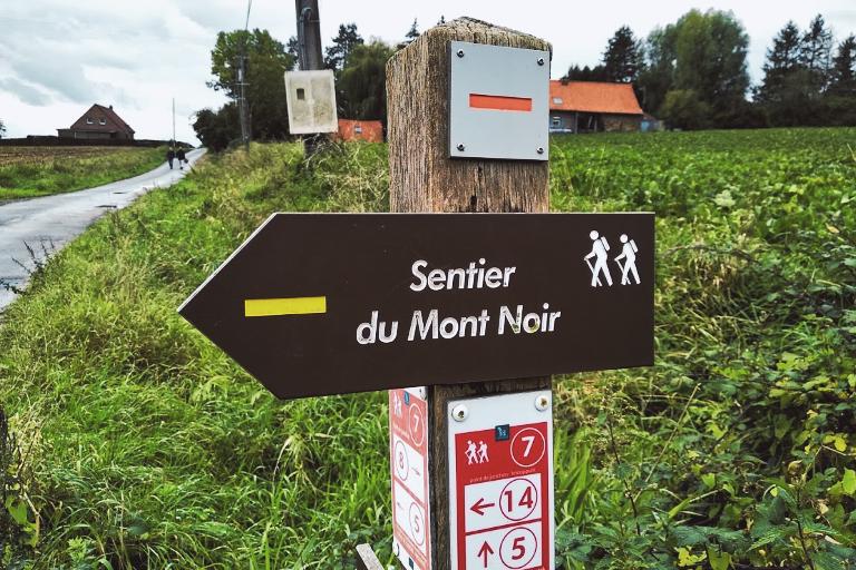 Sentier du Mont-Noir
