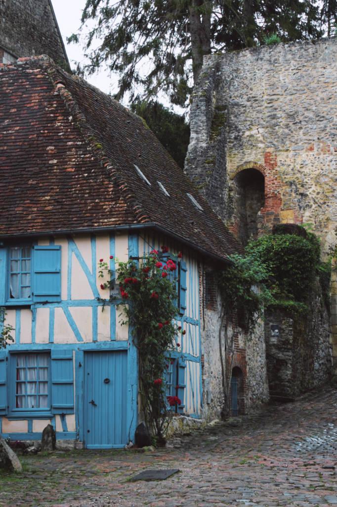 village en picardie