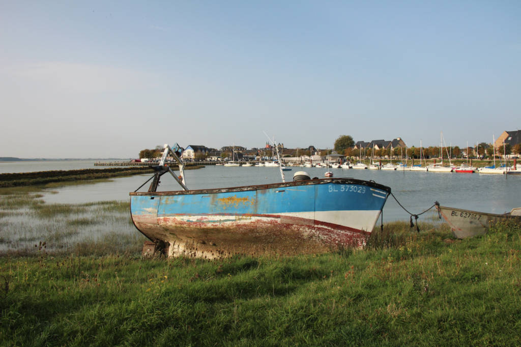 bateau au Crotoy