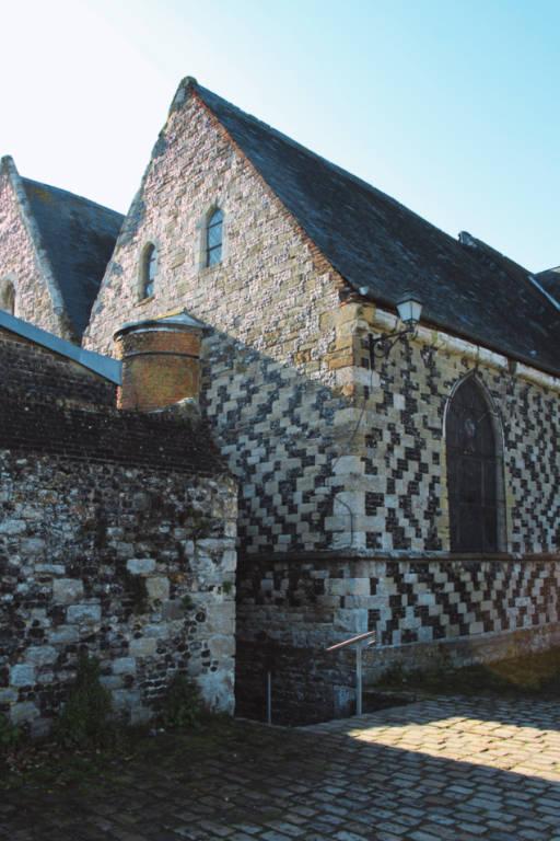 église Saint-Valéry-sur-Somme