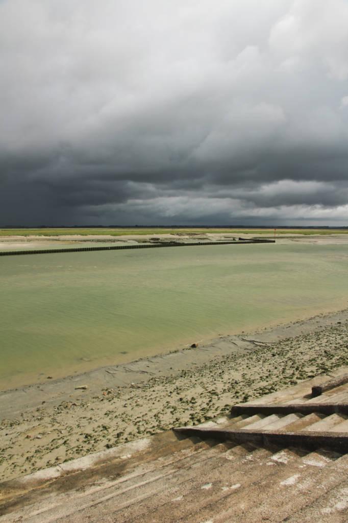 estuaire de la baie de Somme