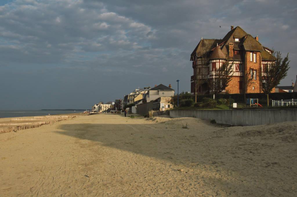 Le Crotoy et sa plage