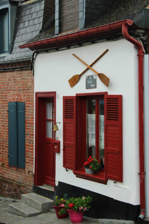 Saint-Valery-sur-Somme maison pêcheur