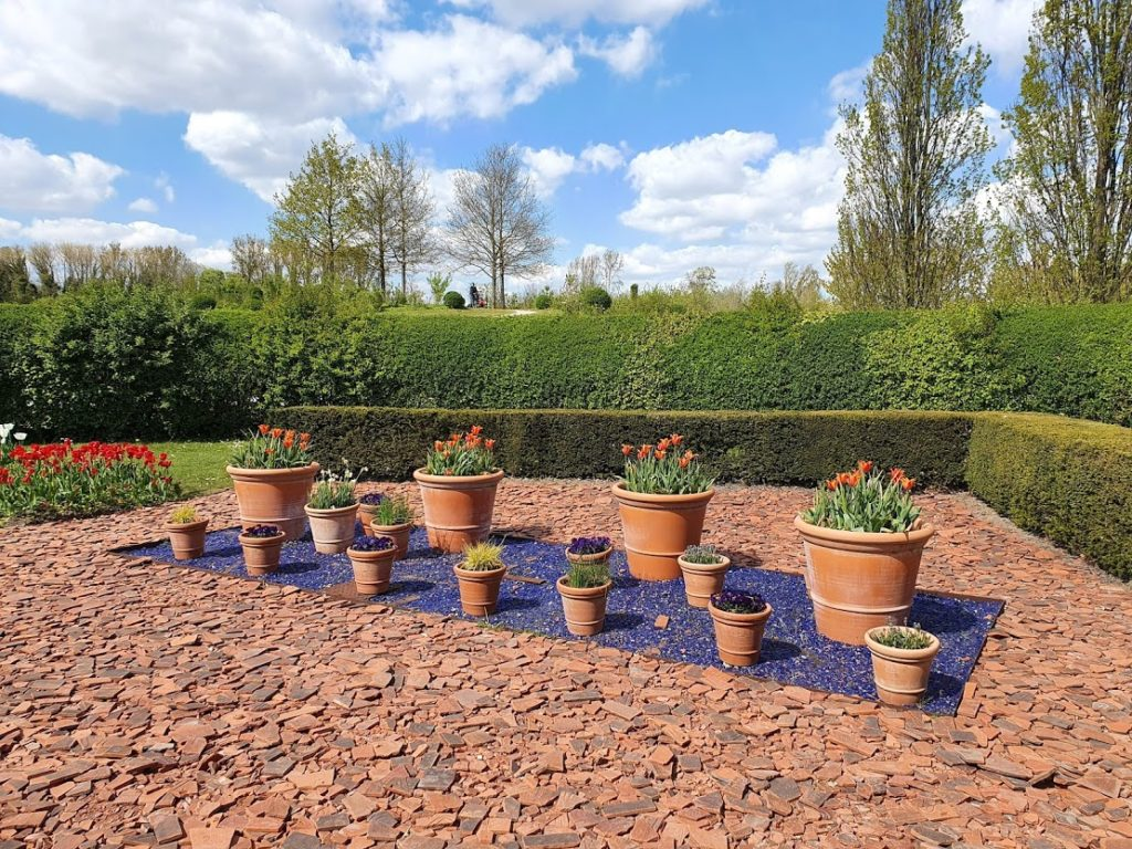 jardin Mosaic lille