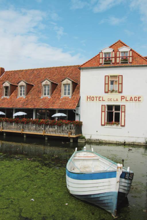 hotel de la plage à Wissant
