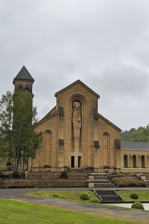 abbaye orval ardennes