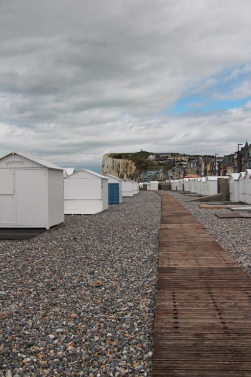 cabanes de plage mers-les-bains