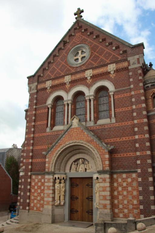 Eglise de Mers-les-Bains
